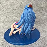 SYLYCS Anime One Piece Nefeltari VIVI Desert GK Figurita Figura PVC Muñeca En Caja Juego De Dibujos Animados Personaje Decoración De Escritorio Regalo Modelo 3D-Hight 12CM