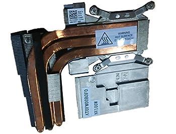 CPU Cooling Heatsink For DELL Alienware M18X R1 R2 AMD Left VIDEO GPU CARD nVidia GeForce 580M 680M GTX765M Heatsink JW8P7 0JW8P7  Left Side Compatible P/N No  JW8P7 0JW8P7