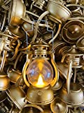 CNZXCO Luces del Cementerio, Retro Vela Electrónica Cálida Blanca De La Barra De La Barra LED, Luz De Té Sin Llama, Luz De Acampada Al Aire Libre Atmósfera Luz De Diseño (Color : 6)