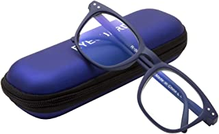 EYEGUARD Blue Light Blocking Computer Glasses for Kids,UV Protection Anti Eyestrain Anti Glare Lens for Boys and Gilrs(5-1...