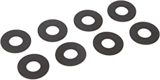 Daystar, Black D-Ring Shackle Washers Set Of 8, protect your bumper and reduce rattling, KU71074BK, Made in America