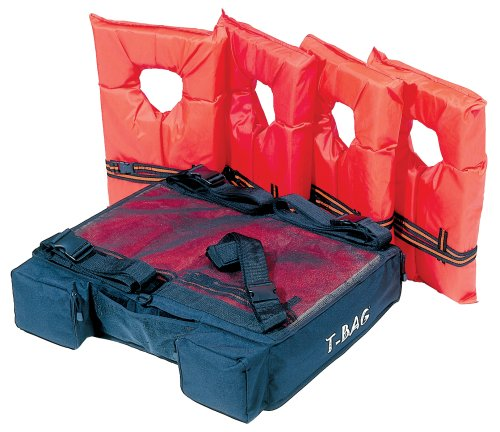 T-BAG, T Top Bag, Holds 4 PFD s