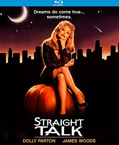 Straight Talk (Special Edition) [Blu-ray]