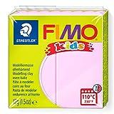 FIMO 8030-25 - Pasta de modelar, color rosa oscuro