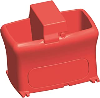 Brower MPO12N 12-Gallon Unheated Poly Waterer, Red