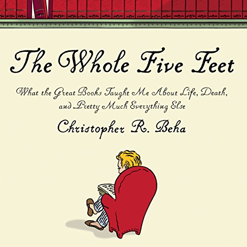 The Whole Five Feet audiobook cover art