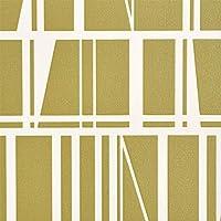 壁紙屋本舗 サンプル 壁紙 フィンレイソン finlayson FE-6337 コロナ(イエロー) サンゲツ 北欧 幾何学