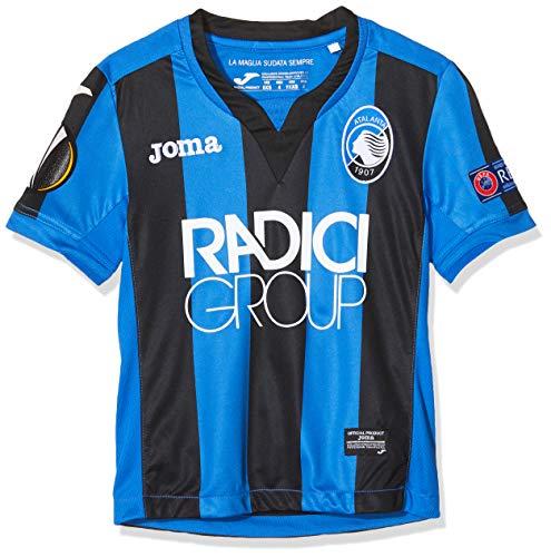 Atalanta BC Prima Camiseta Gara Europa Rep. Prima - Camiseta de competición Europa Rep, para Hombre, Azul, 6XS