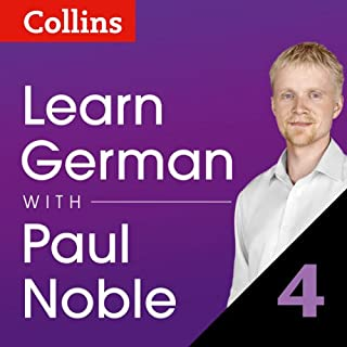 Learn German with Paul Noble, Course Review audiobook cover art