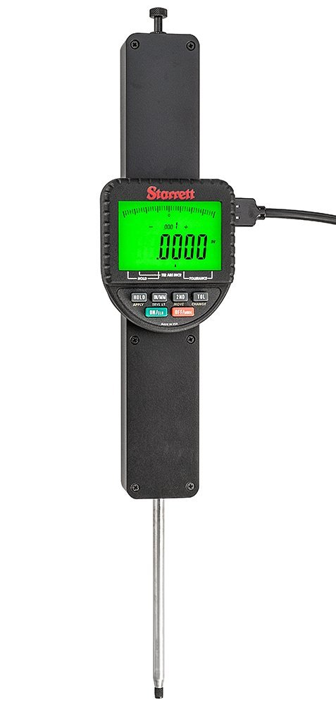 Our shop most popular Starrett Award-winning store 2700-805 Backlight Electronic Indicator 100 mm with 4