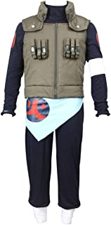 asuma sarutobi cosplay costume