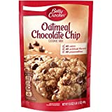 Betty Crocker Baking Mix, Oatmeal Chocolate Chip Cookie Mix, 17.5 Oz Pouch...
