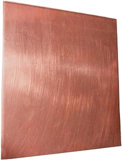 39.9Inch,Thickness:0.4mm 3.93Inchx1000mm GOONSDS H62 Messingmetallfeinblech Folienplatte Rollen 100 mm