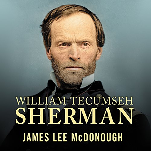 William Tecumseh Sherman  By  cover art