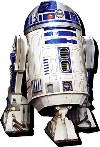 STAR WARS R2-D2 Large Funky Chunky Magnet
