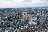 Nonebranded Rompecabezas De 1000 Piezas Paisaje De La Ciudad De Frankfurt para Regalo Adulto