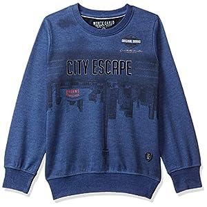 Monte Carlo Boy's Sweatshirt 2 51Qdu6djPhL. SS300