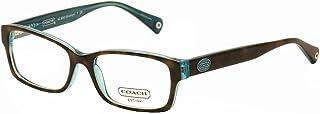 Eyeglasses Coach 0HC6040 5116 DARK TORTOISE/TEAL