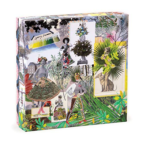 Christian Lacroix Heritage Collection Fashion Season Double-Sided 500 Piece Jigsaw Puzzle