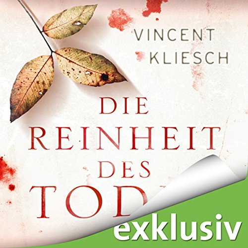 Die Reinheit des Todes audiobook cover art