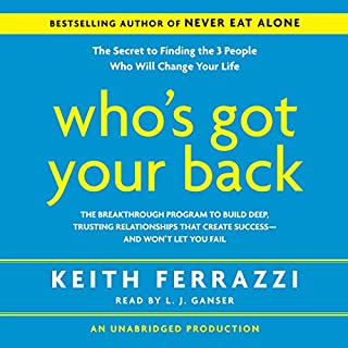 Who's Got Your Back audiobook cover art