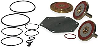 Watts Backflow Preventer Repair Kit, For Use With Mfr. No. 21/2 909 NRS, 3 909 NRS - RK909RT21/2-3