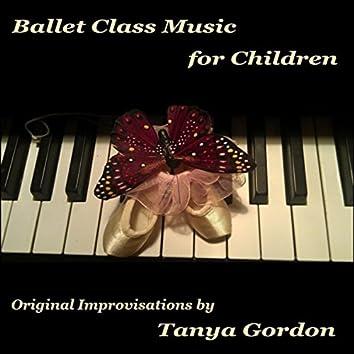 Ballet Class Music for Children; Original Improvisations