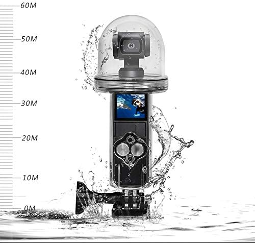 DAXINIU Limited price sale 60M Waterproof Housing Case for Diving Protective Shell Outlet ☆ Free Shipping