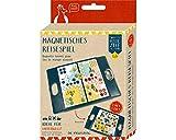 Coppenrath Verlag 15652 Magnetisches Reisespiel Ludo & Leiterspiel Reiseze