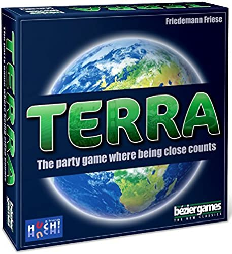 Terra by Bezier Games