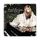 Avril Lavigne Popular Pop Singer Goodbye Lullaby Canvas...