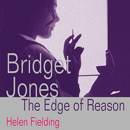Bridget Jones audiobook cover art