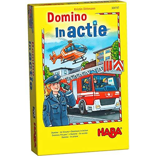 HABA Spel - Domino - In actie (Nederlands)