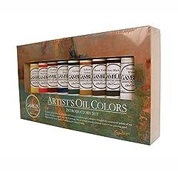 Gamblin Artist Color Oil Paints