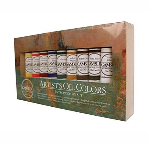 Gamblin Artist Oil Colors Introductory Set