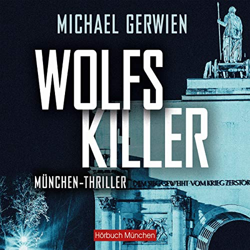 Wolfs Killer audiobook cover art