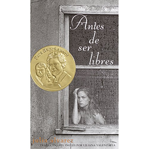 Antes de Ser Libres [Before We Were Free] audiobook cover art