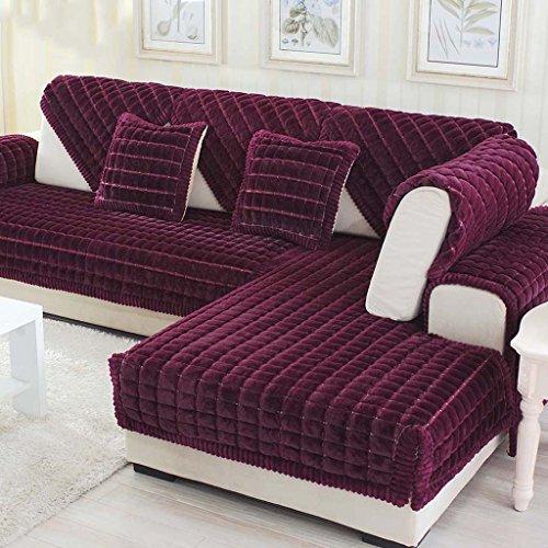 MEHE@ Romantik stilvoll Persönlichkeit kreativ Dick einfache Moderne Sofa Kissen Winter Ledersofa...