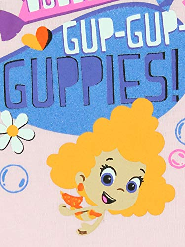 Bubble Guppies Toddler Girls T-Shirt Tee
