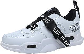 MMOOVV Herren Turnschuhe Freizeitschuhe Atmungsaktive Sneakers Student Laufschuhe Leichte Schuhe Sportschuhe
