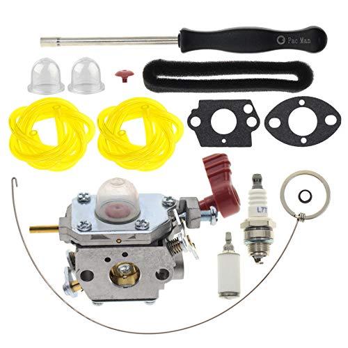 C1U-P27 753-06288 Carburetor for Craftsman Troy bilt  316791020 316711171 TB2040XP TB2MB TB35EC MS2550 MS2560 MS9900 M25B RM430 Blower Trimmer Weed Eater Parts - AUTOKAY 751-15112