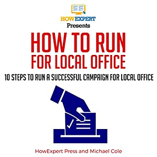 How to Run for Local Office cover art