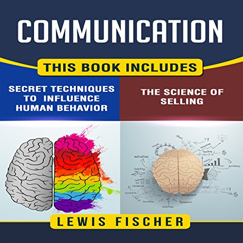 Communication: 2 Manuscripts audiobook cover art