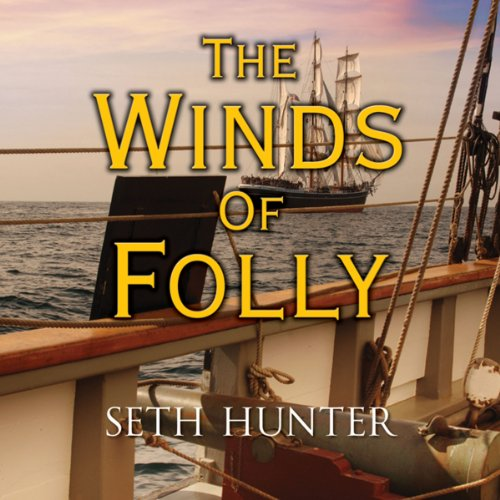 The Winds of Folly audiobook cover art