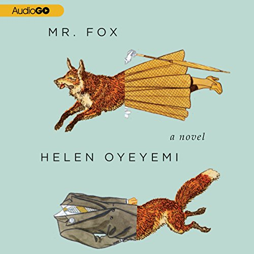 Mr. Fox cover art