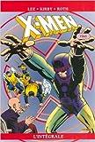 X-Men Intégrale 1965 de Stan Lee,Jack Kirby ,Werner Roth ( 11 octobre 2007 ) - 11/10/2007