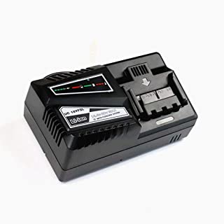 laipuduo Li-ion Battery Charger 14.4V- 18V UC18YFSL for Hitachi BSL1415 BSL1420 BSL1440 BSL1450 Replacement Power Tool Battery Charger