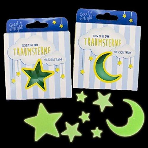 Trendhaus TRENDHAUS942227Set da Sogno Stelle Sticker