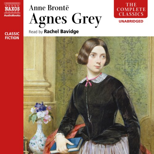 Agnes Grey cover art