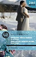 AND Christmas Eve: Doorstep Delivery (Mills & Boon Medical)